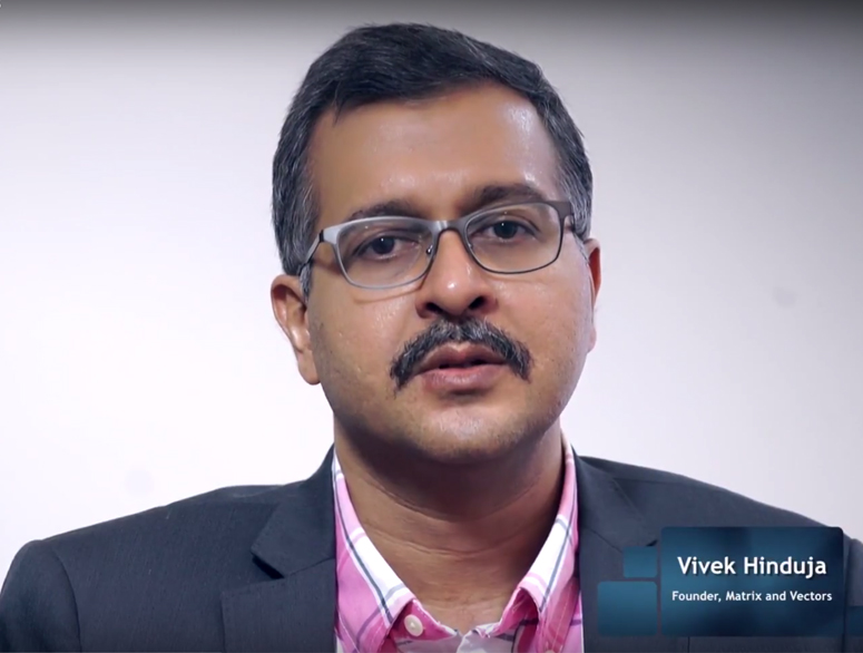 Founder Vivek hinduja